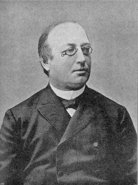 Erik Gustaf Boström
