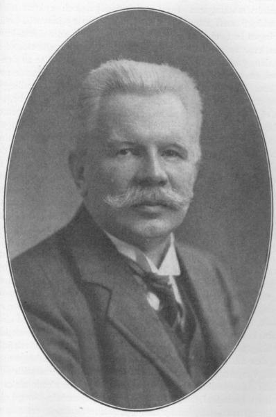Karl Staaff