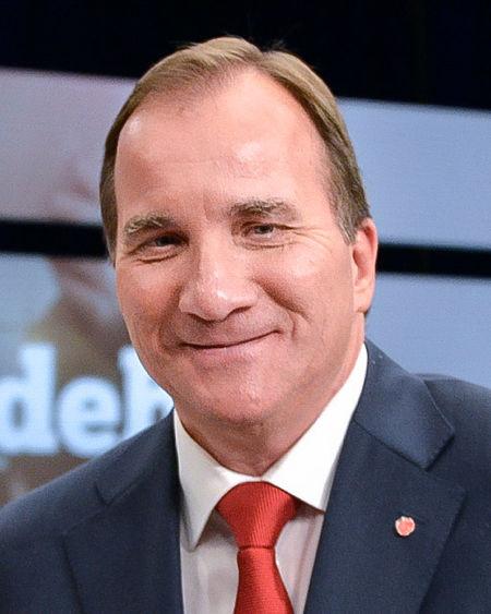 Bild på Stefan Löfven